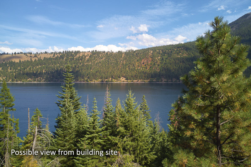 1.5 Acre Wallowa Lake View Lot