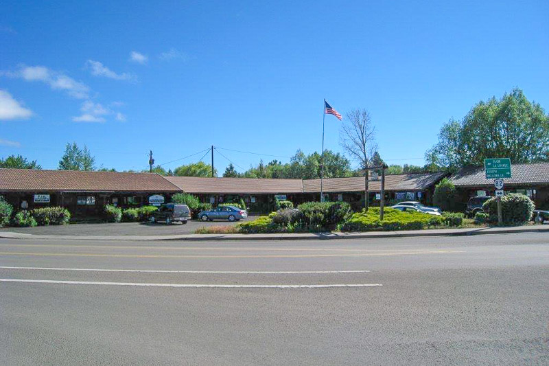 Prime Location for Offices in Enterprise, OR